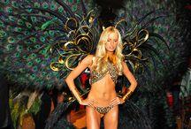 Victoria Secret Backstage 2010