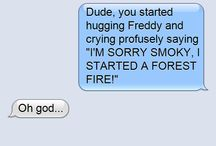 FNaF Funny Moments