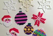 Hama/Perler beads / Ideas for using the Hama/Perler beads.