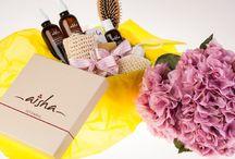 Aisha Aromaterapi / Aisha'dan favori urunlerim