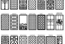 Door and Window Patterns