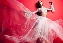 Les Trois Soeurs x Brides: Wedding Dress Inspiration / Dreamy designer wedding dress inspiration from bridal boutique Les Trois Souers Bridal