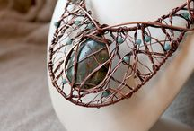 Wire Wrapped or Weaving