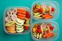 Kids Lunches and other crazy ideas! / by Tonya Weisbart