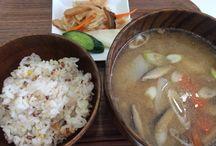 きたむら食堂 Cafeteria Kitamura / Japanese cafeteria! Low foods and local soup.