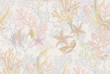 wallpaper ideas / by Kate Clark