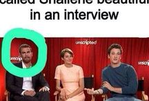 sheo / proof that shai and theo are a couple / by chloelovesyou_xoxo