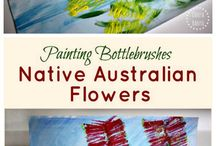 THEME Australian Flora and Fauna