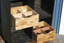 OSB / Waferboard furniture