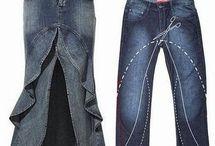 Transformaciones de ropa
