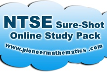 NTSE (National Talent Search Examination) / Pioneer Mathematics is providing its exclusive service package to NTSE aspirants whether they are in 9th standard or in 10th standard. The package validity for 10th class students