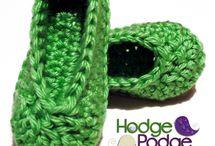 Crochet Patterns / by Amanda Henderson
