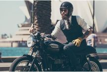 BEING MORE VIRILE / 4 WAYS TO BOOST YOUR MANLINESS AND CONFIDENCE WITHOUT BUYING A MOTORCYCLE.