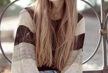 Mit hår