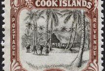 Niue Cook Islands Stamps