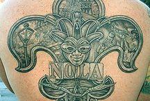 New Orleans Saints / by Vicki Spicknall