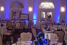 Our Winter Weddings / Don't be turned off with having a winter wedding. It can be your winter fantasy come true.