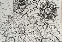 Berte doodles