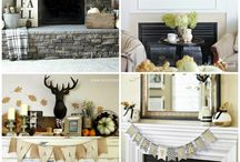 Mantels & Fireplaces / mantels and fireplaces
