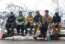 Winter 2017 Collection / The DC new Winter 2017 Collection has finally arrived! The new product is built to reflect our team's demand for performance, comfort, and style. Get ready for Winter with DC Snowboarding