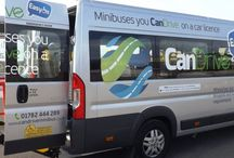 CanDrive Minibus Range / Our CanDrive Minibus Range that you may be able to drive on a Car Licence (conditions apply)