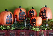 Autumn: pumpkins galore! / by Lori Ginn Reed
