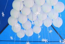 frozen decoraçao