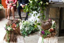Greenery bodas