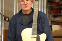 2017 Luthiers / These are the luthiers that will be exhibiting at the La Conner Guitar Festival