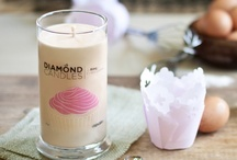 Diamond Candles / by Julie Simpson