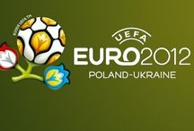 i love Euro 2012 / The 2012 UEFA European Football Championship, commonly referred to as Euro 2012, is the 14th European Championship for national football teams organised by UEFA. The final tournament is being hosted by Poland and Ukraine between 8 June and 1 July 2012. It is the first time that either nation has hosted the tournament.  The final tournament features 16 nations, the last European Championship to do so (from Euro 2016 onward, there will be 24 finalists). / by Christine Whyte