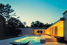 pool - modern / modern pools, modern architecture