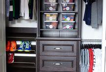 Boy's wardrobe designs