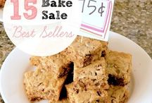 Bake Sale Ideas / by JCCC Center for Student Involvement