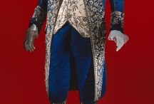 1700's Men's Clothing / by Tami Crandall