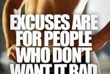 Ftness motivation/quotes