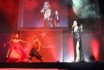 Starlite Lounge 2013 / De miércoles a domingo por la noche podéis venir de forma gratuita a disfrutar de las noches de #StarliteLounge con las increíbles actuaciones de Roko: Romántica, sexy, salsera, disco... ¡La artista y su cuerpo de baile ofrecen múltiples facetas... ¡Y ninguna de ellas os dejará indiferentes! http://bit.ly/StarliteLounge