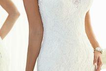 Moodboard - wedding dress