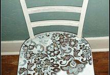 Maľba nábytku