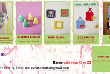 Handmade Gifts For Anyone and Everyone