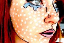 Maquillage haloween