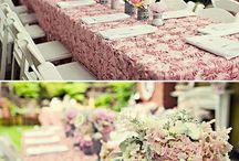 event planning / by Maria Delgado