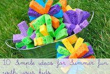 Summer Fun! / by Julie Thorpe