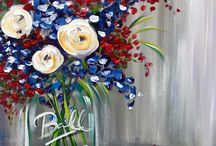 Americana paintings