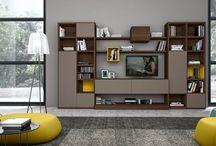 Muebles de estudio
