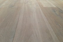 Timber flooring Colours by Renaissance Parquet / Hand-coated colours we finished in our factory or on site.