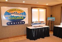 Hornblower Niagara Cruises - Media Event  / On January 27, 2014, Hornblower Niagara Cruises hosted a Exclusive Catamaran viewing for the Media to discuss the development o the 700-passenger catamarans and the opening of Hornblower Niagara Cruise for Spring 2014