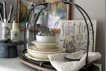 In the Kitchen / by Elizabeth Lane