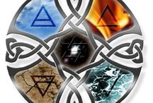 Wicca Element