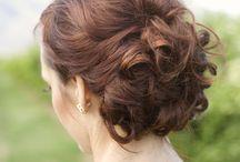 Wedding hair & make-up ideas